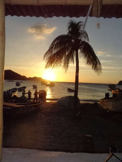 taganga-sunset